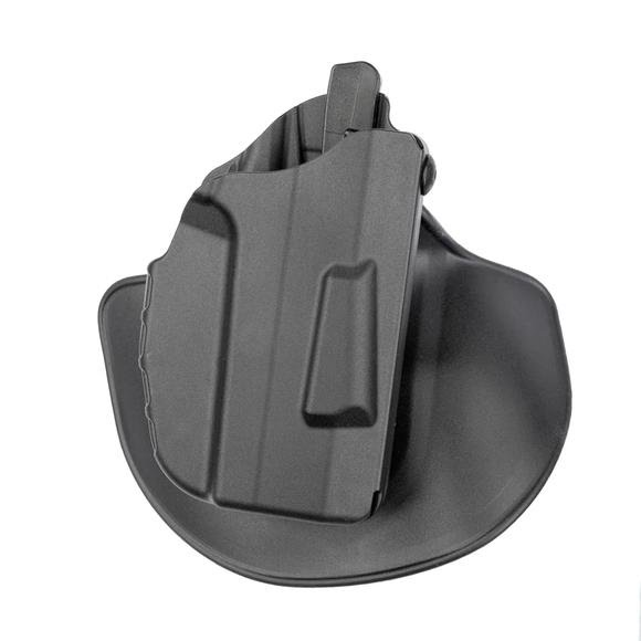 Safariland Model 5198 Open Top Concealment Paddle/Belt Loop Holster with Detent Image