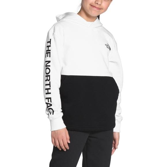 The North Face Youth Girl's Essential Pullover Hoodie Image