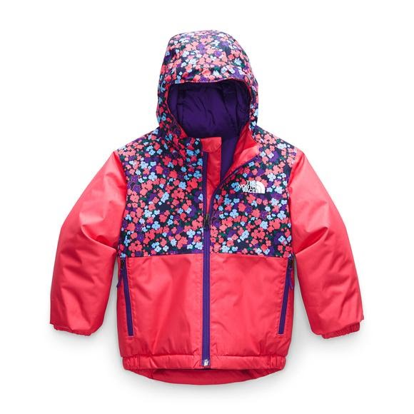The North Face Toddler Snowquest Insulated Jacket Image