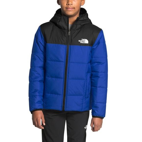 The North Face Boy's Reversible Perrito Jacket Image