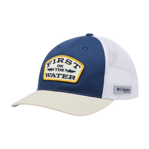 Columbia PFG Trucker Snap Back Hat Image