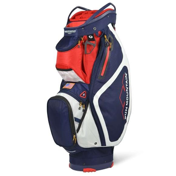 Sun Mountain Sports Maverick Cart Bag Image