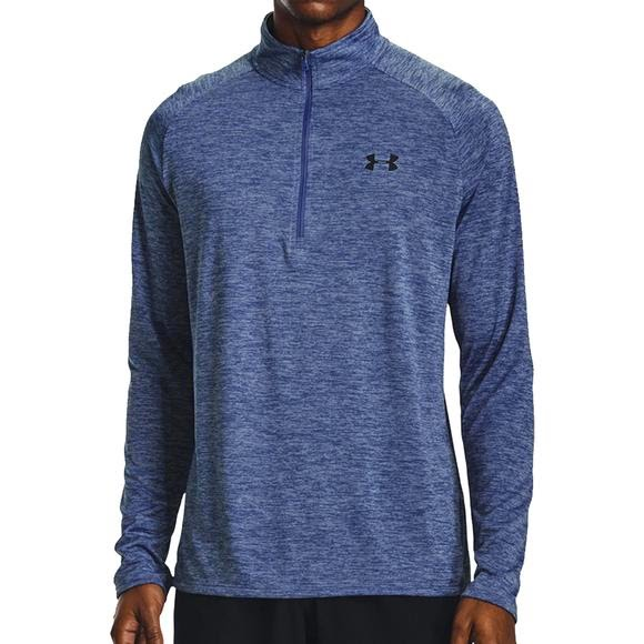 Under Armour Men's UA Tech 1/2 Zip Long Sleeve Image
