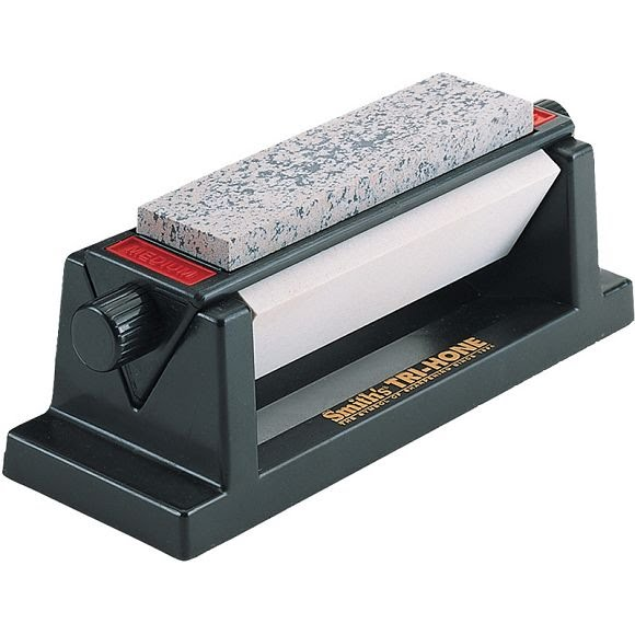Smith's Abrasives Tri - 6 Three Stone Sharpening System Image