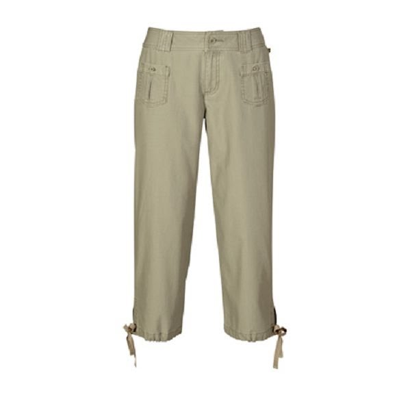 The North Face Women`s Couldawoulda Capri (Discontinued) Image