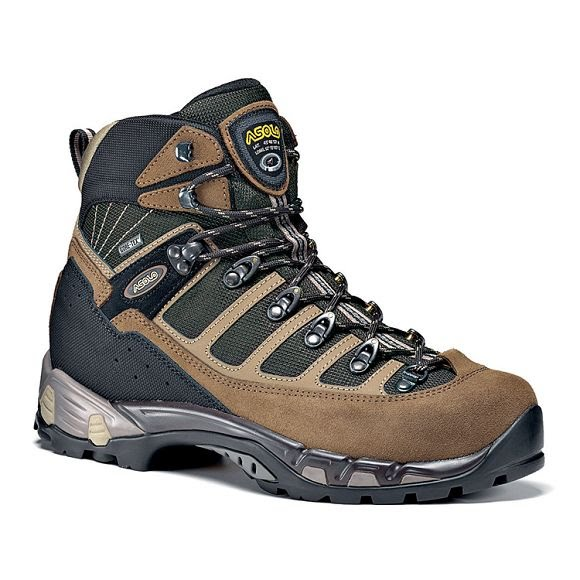 Asolo Mens Power Matic 400gv Hiking Boot Image