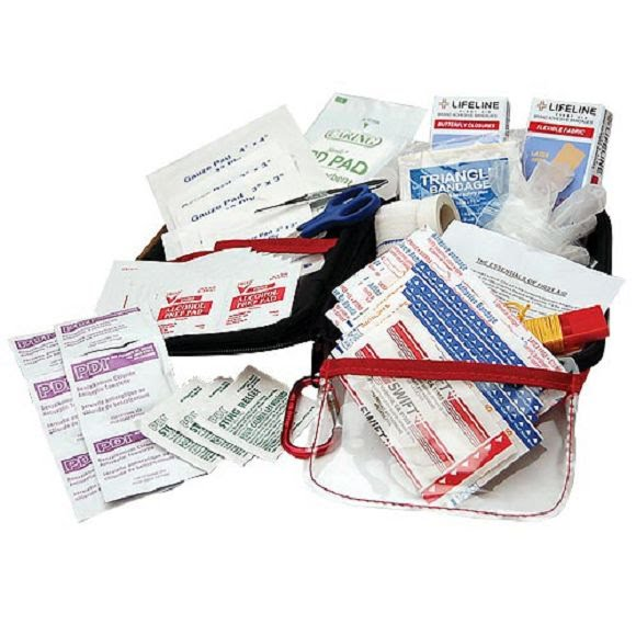 Lifeline 85 Piece EVA First Aid Kit Image