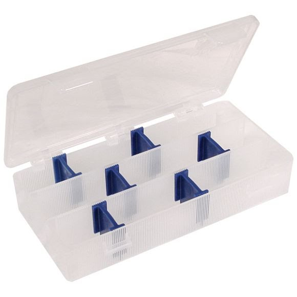 Flambeau Infinite Divider System: 3 Compartment Box Image