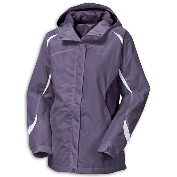 Columbia Women's Giverny Frost Jacket Image