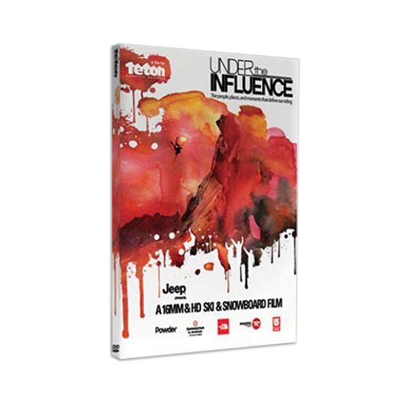 Vas Entertainment Under The Influence Ski DVD Image