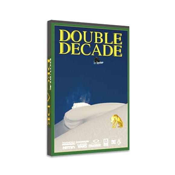 Vas Entertainment Double Decade Snowboard DVD Image