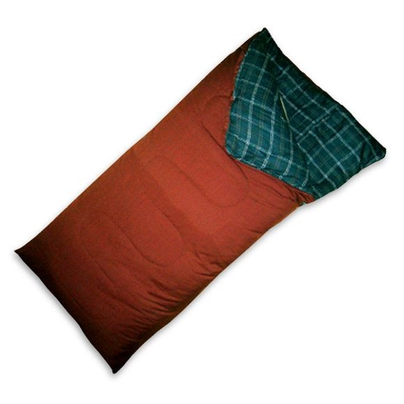 World Famous Double Layer Hollow Fiber Sleeping Bag Image