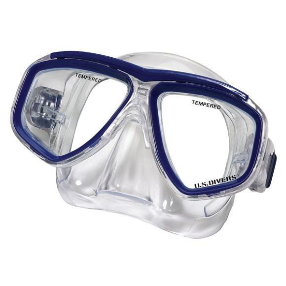 Us Divers Acapulco Jr Mask Image
