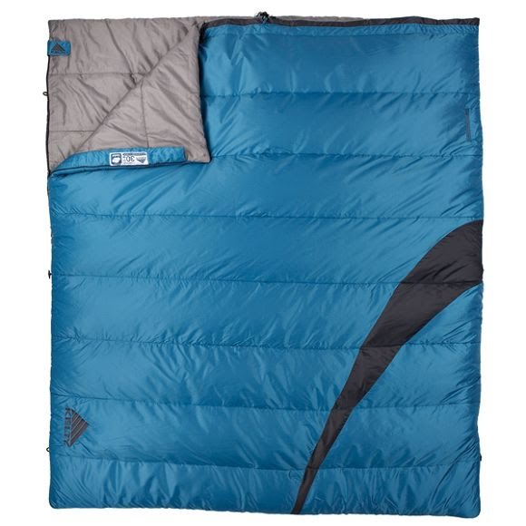 Kelty Corona 30 Degree (F) Double Sleeping Bag Image