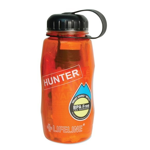 Lifeline Hunter in a Bottle Image