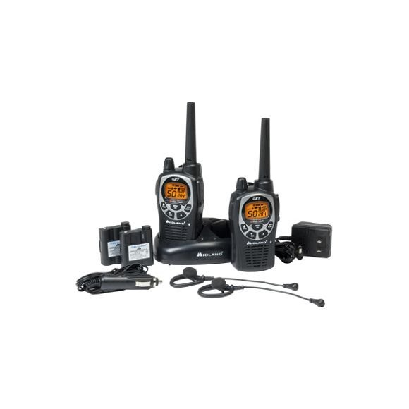 Midland GXT1000VP4 Two Way Radio Set Image
