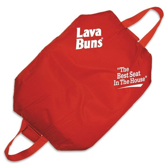 Lava Buns Insulated Seat Cushion Image