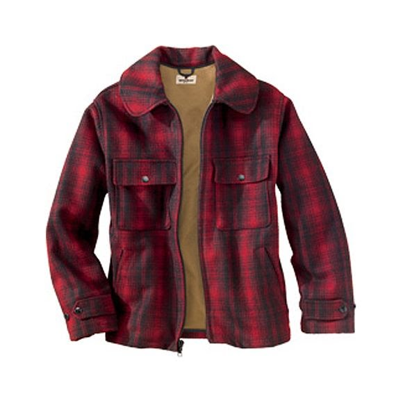 Woolrich Mens Tailgating Jacket Image