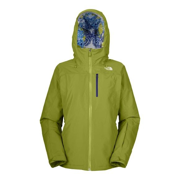 b6356b3a6e The North Face Women s Snow Cougar Jacket Image