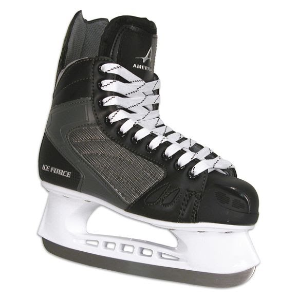 American Athletic Men's Ice Force Hockey Skates Image