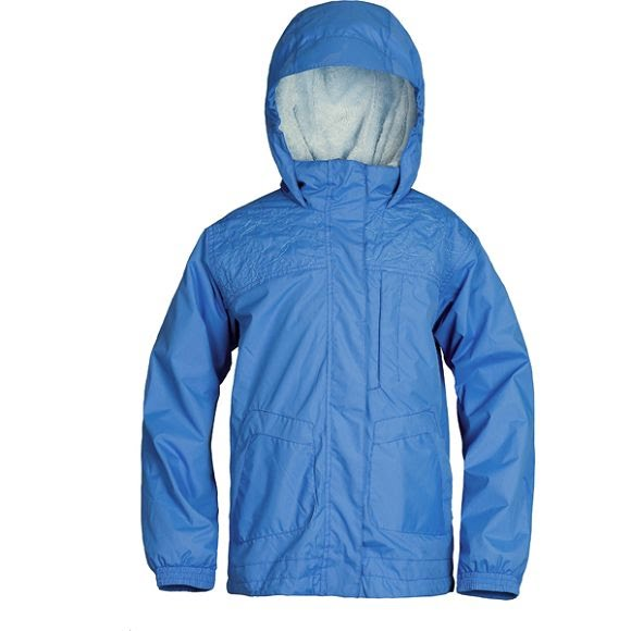White Sierra Youth Girls Princess Pass 3-in-1 Jacket Image