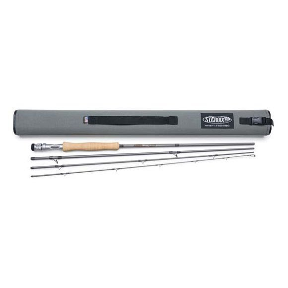 St. Croix Bank Robber 9ft, 6wt 4-Piece Fly Rod Image