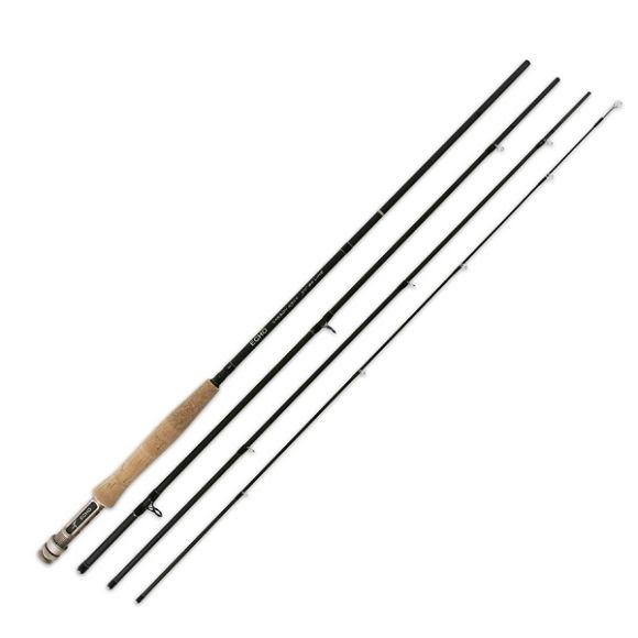 Echo Carbon 9ft, 4 Piece 4wt Fly Rod Image