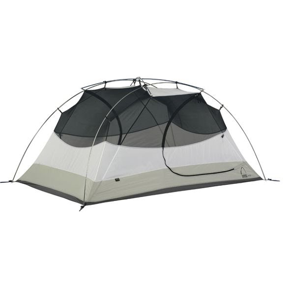Sierra Designs Zia 2 Tent with Footprint and Gear Loft Image