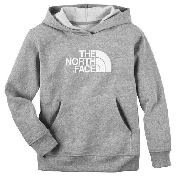 The North Face Youth Boys Logo Pullover Hoodie Image