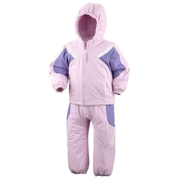 Columbia Youth Infant Edie Princess Snow Set Image