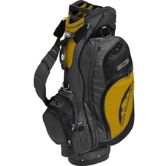 Sun Mountain Sports SCB Deluxe Golf Cart Bag Image