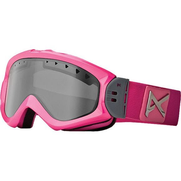 Anon Women's Majestic Painted Snow Goggle Image