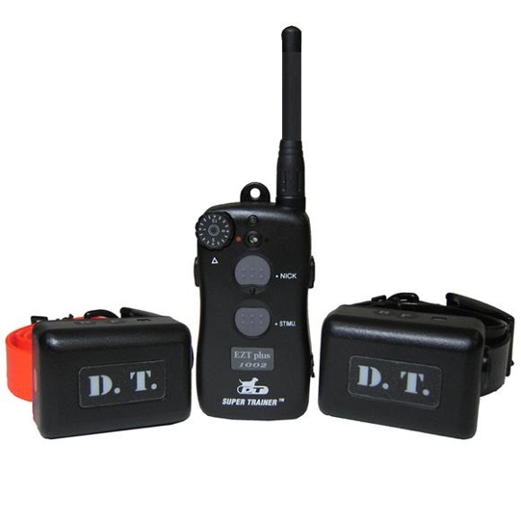 Dt Systems EZT Plus 1002 2 Dog Training System Image