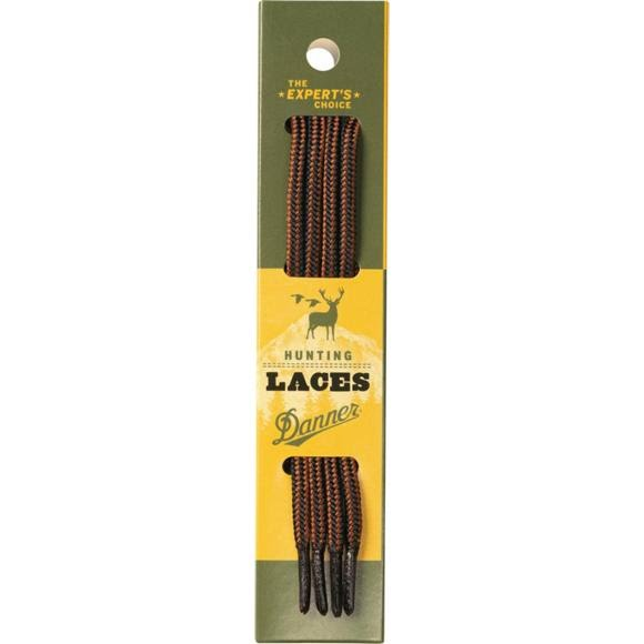 Danner Black and Tan Boot Laces (84 Inch) Image