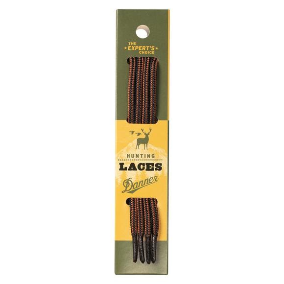Danner Black and Tan Boot Laces (63 Inch) Image