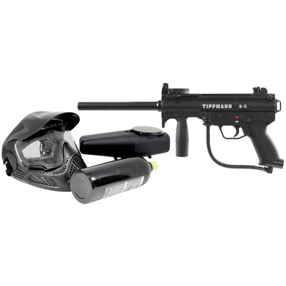 Tippmann A-5 Paintball Marker Power Pack Image