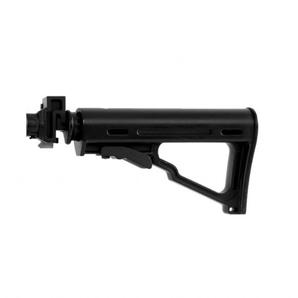 Tippmann 98 Custom Folding, Collapsible Stock Image