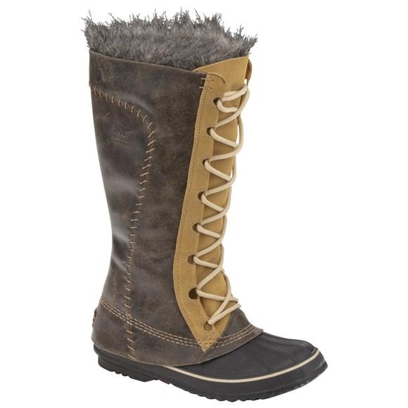 Sorel Womens Cate the Great Winter Boot Image