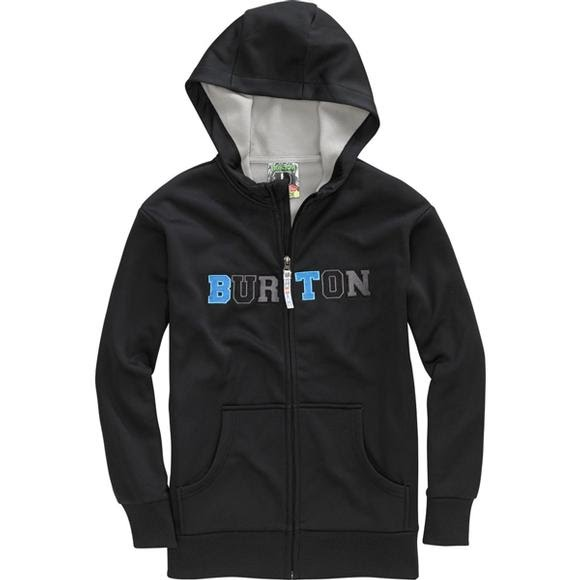 Burton Youth Boys Doom Bonded Fleece Hoodie Image