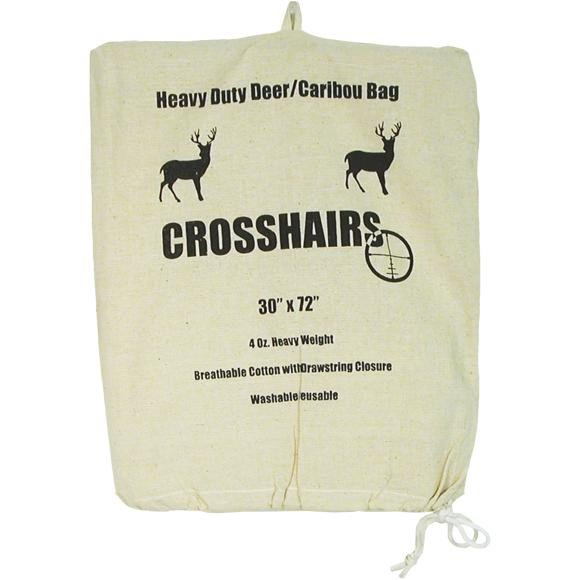 Crosshairs 30 x 72 4oz Heavy Duty Deer/Caribou Bag Image
