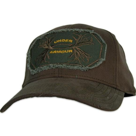 2b86261c493 Under Armour Antler Logo Cap Image