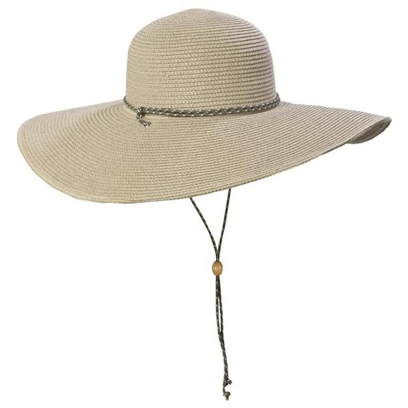 Columbia Women s Omni-Shade Sun Goddess Straw Hat Image 84e5c70be88a