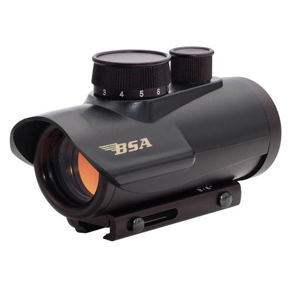 Bsa RD30 Illuminated Sight Image