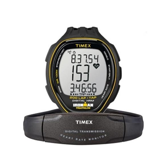 Timex Ironman Target Trainer Heart Rate Monitor Digital Watch Image