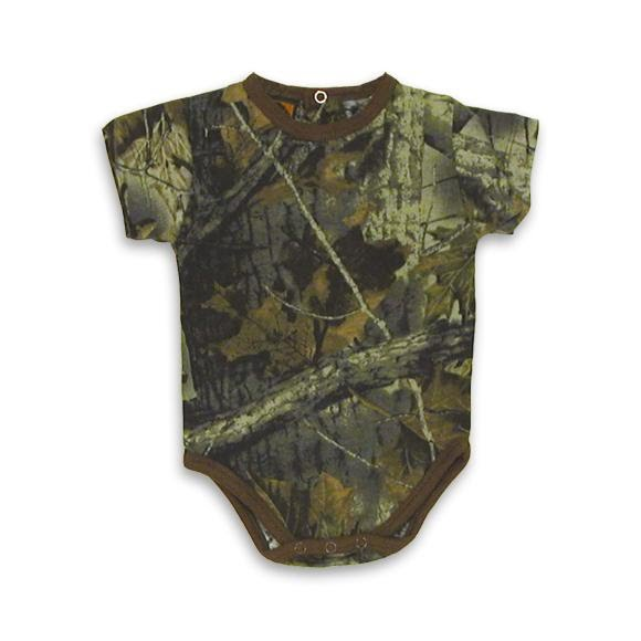 Trail Crest Infant Camo Onesie Image