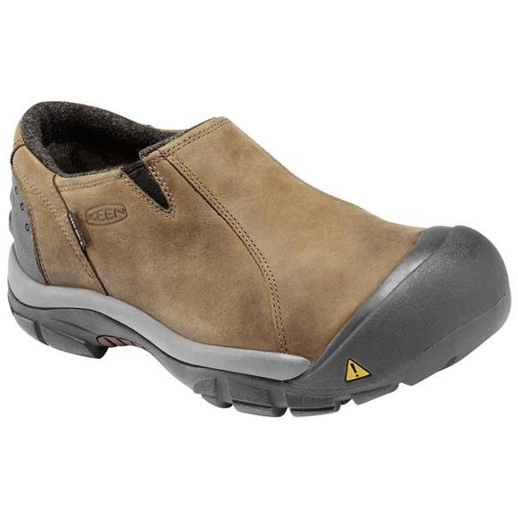 Keen Mens Brixen Low Winter Shoe Image