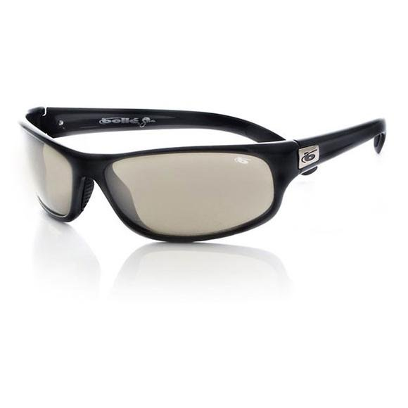 Bolle Anaconda Sunglasses (Shiny Black/TNS) Image
