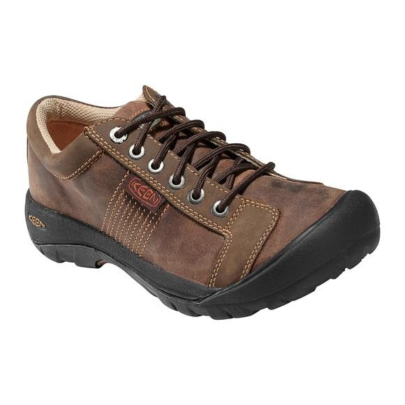 Keen Mens Austin Shoes Image