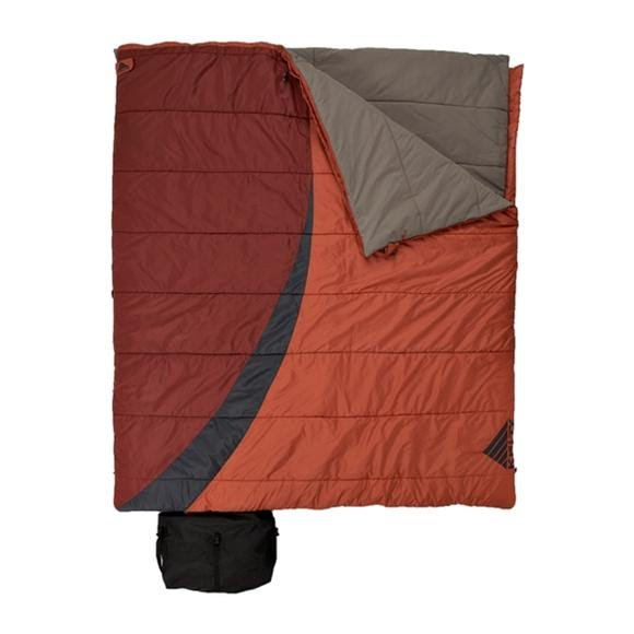 Kelty Eclipse 30 Degree Double Sleeping Bag (Discontinued) Image