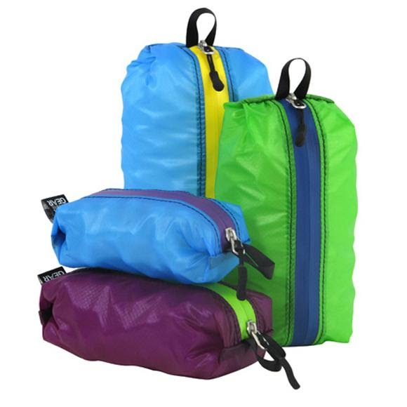 Granite Gear Air Zippditty Stuff Sack (4 Pack) Image